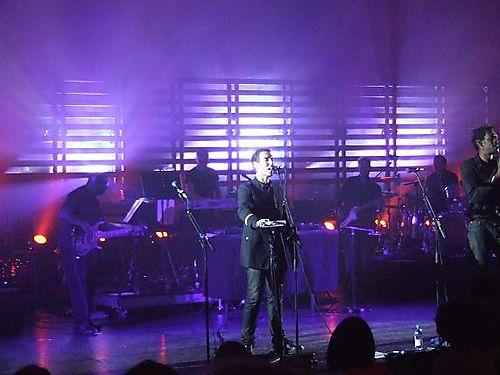 Massive Attack Show 2011