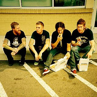 Mastodon 2011 Dates Tour