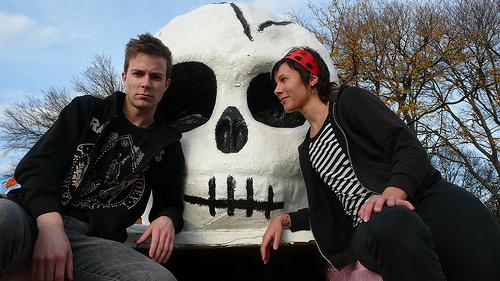 Matt And Kim 2011