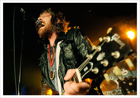 Matt Mays Flames Central