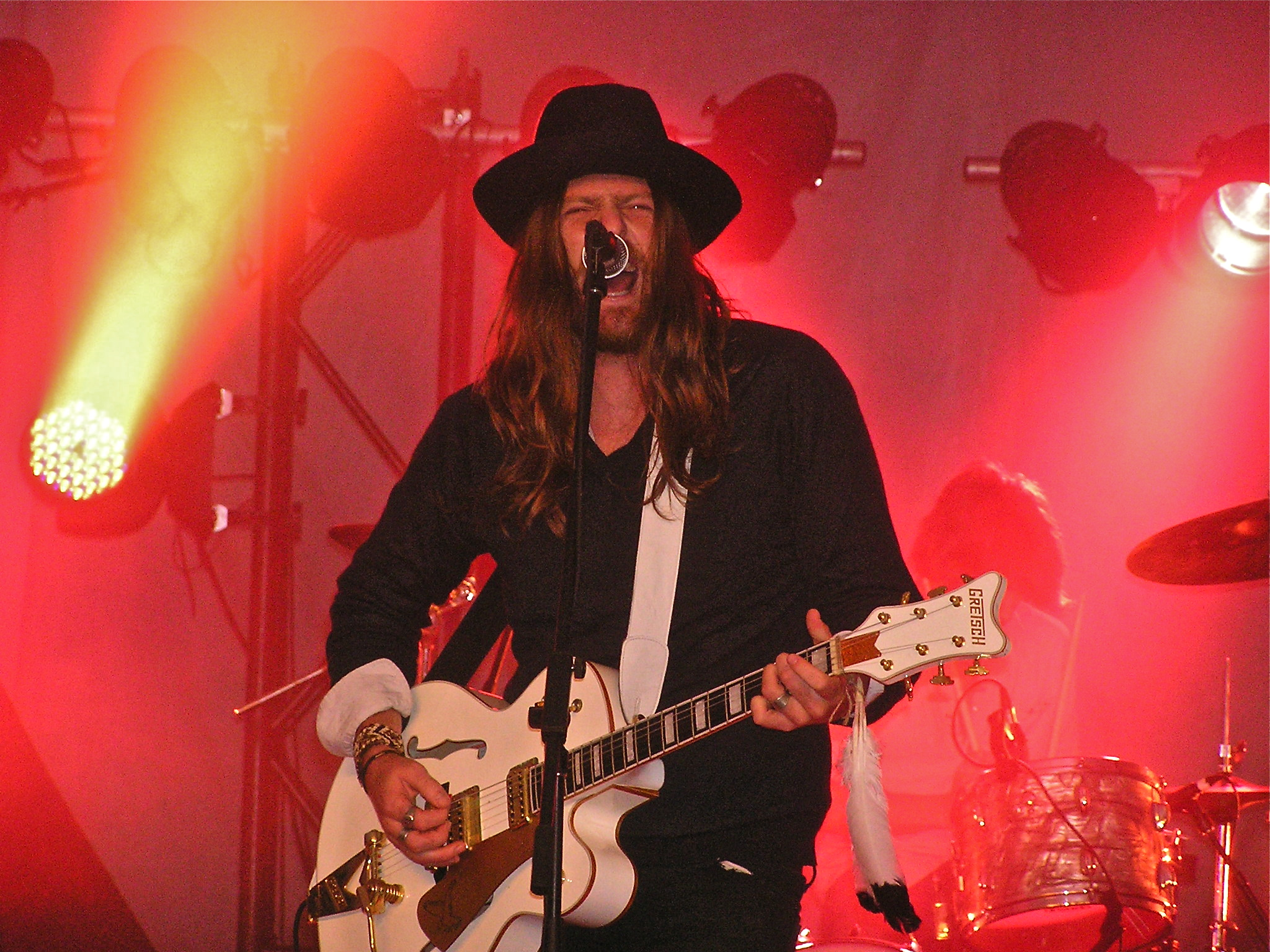 Matt Mays Dates 2011