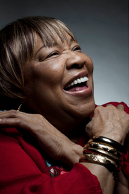Mavis Staples Dates 2011