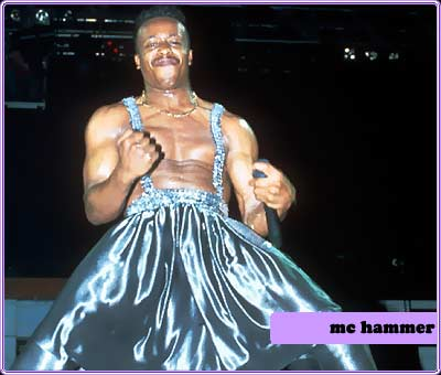 Dates Tour 2011 Mc Hammer