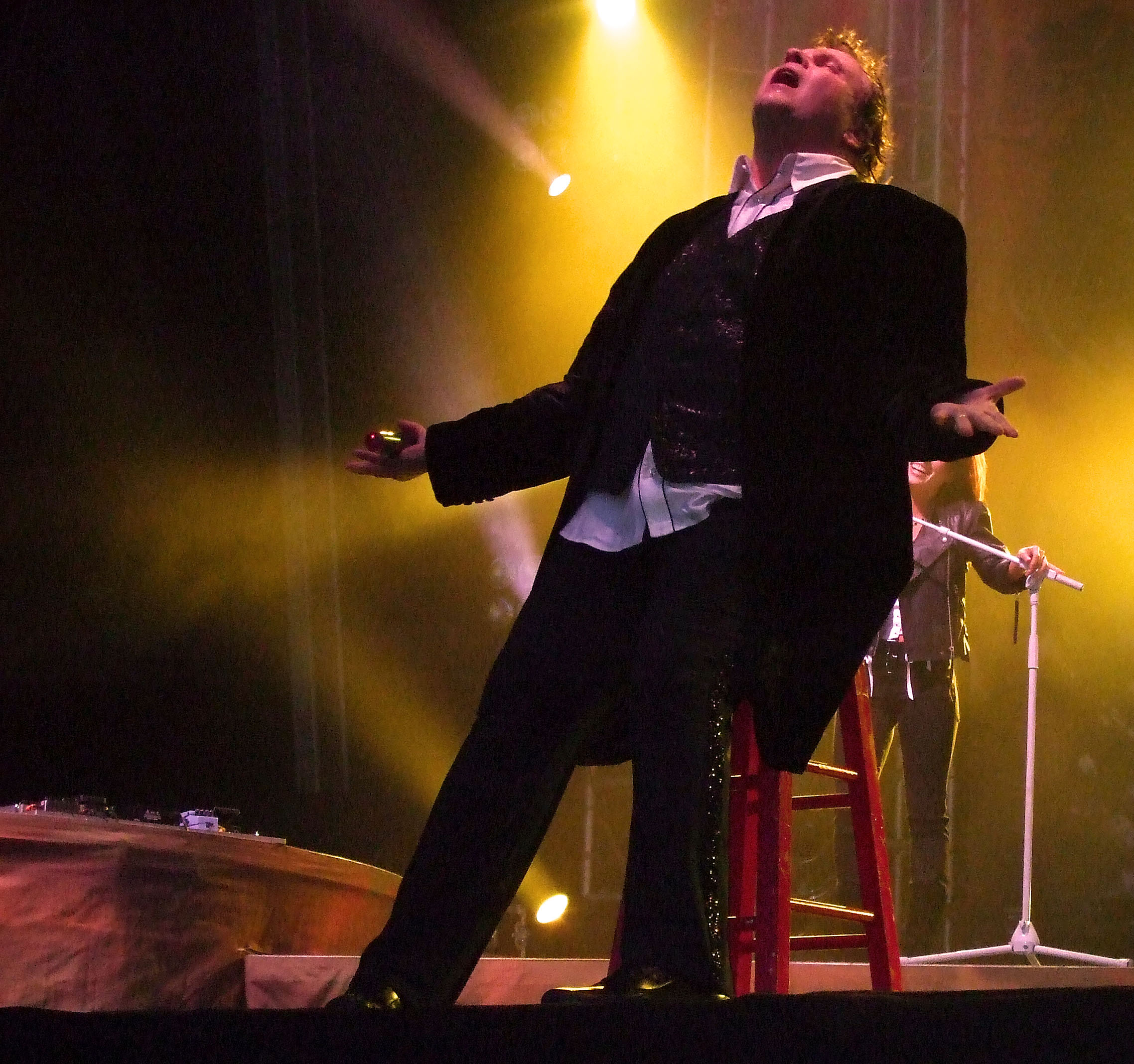 2011 Dates Tour Meat Loaf