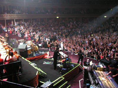 Dates Meat Loaf 2011