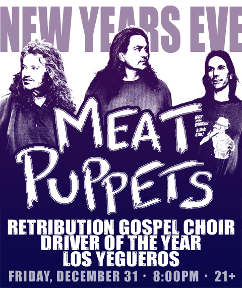 Meat Puppets 2011