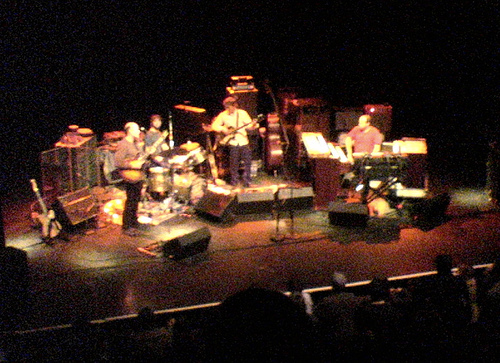 2011 Medeski Martin And Wood Dates