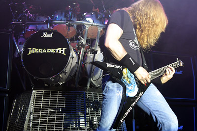 Megadeth Atlanta GA