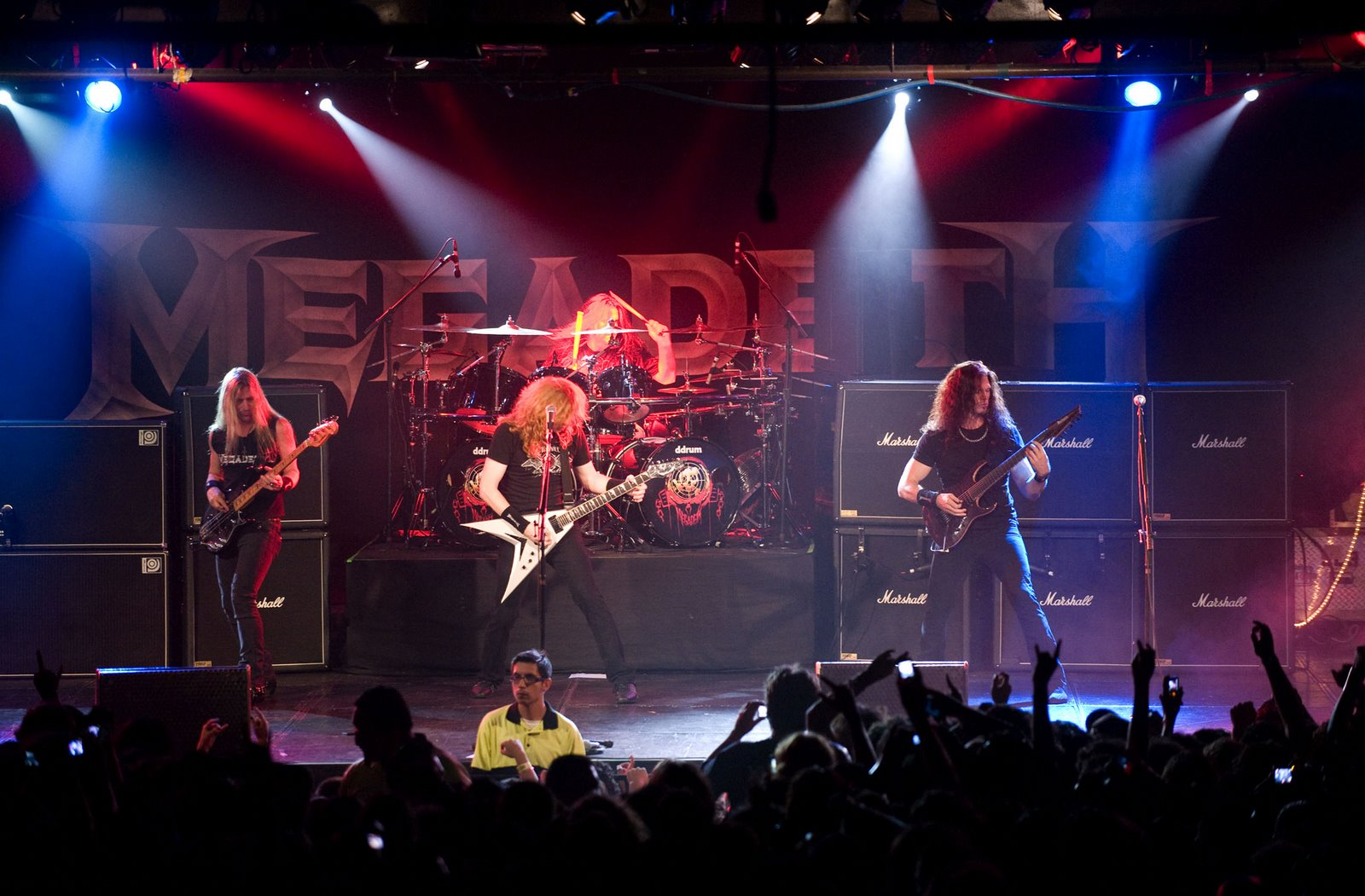 Megadeth Tickets Fargo
