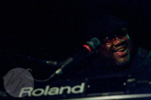 2011 Melvin Seals