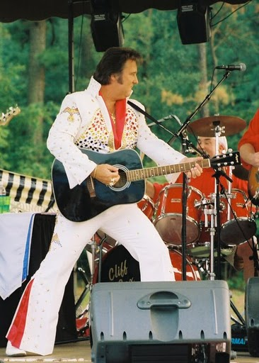 Memories Of Elvis Concert