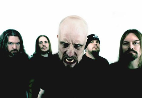 2011 Meshuggah Dates Tour
