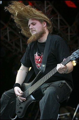 Meshuggah Anaheim CA