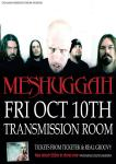 Meshuggah Station 4 Tickets
