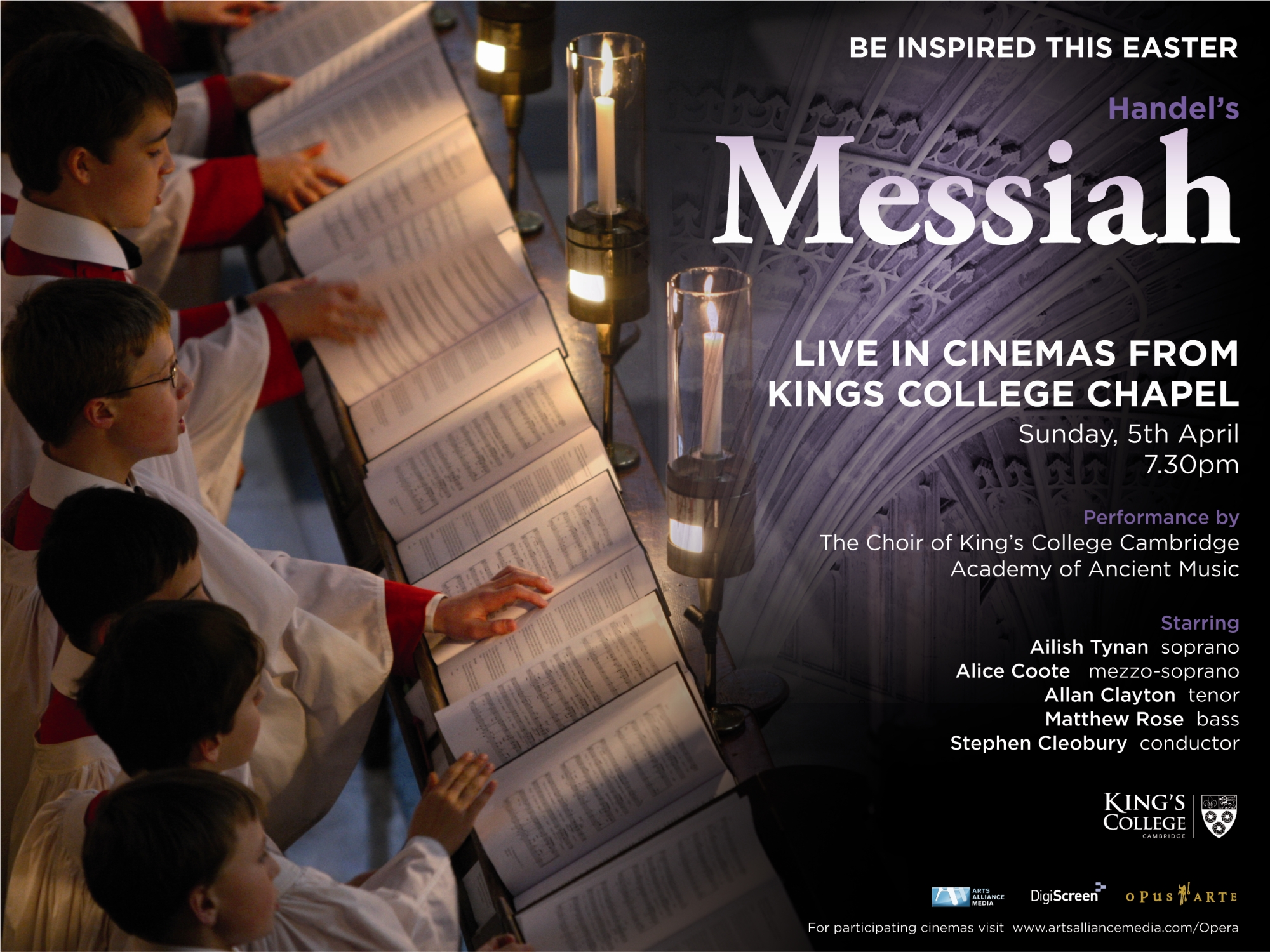 Tickets Messiah