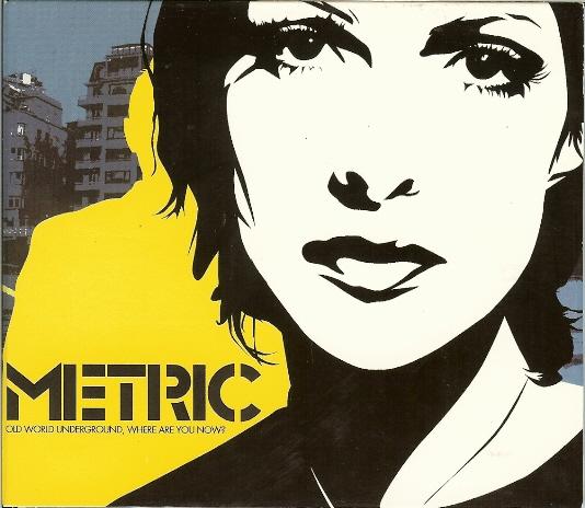 2011 Metric