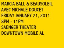 Michael Doucet Show 2011