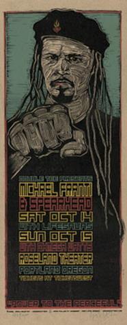 Michael Franti Spearhead Dates 2011