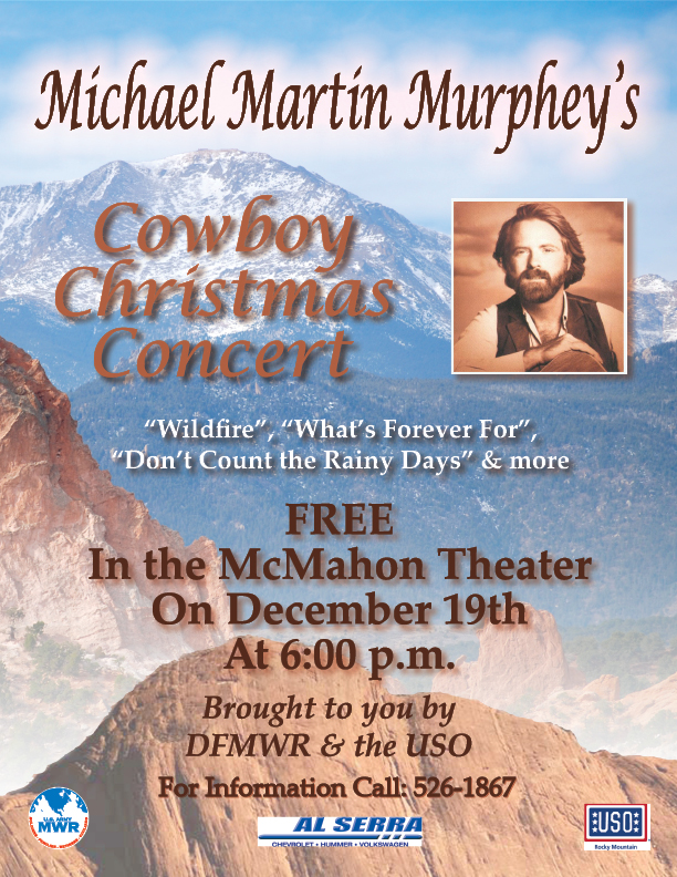 Michael Martin Murphey Show 2011