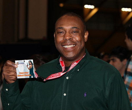 Michael Winslow 2011