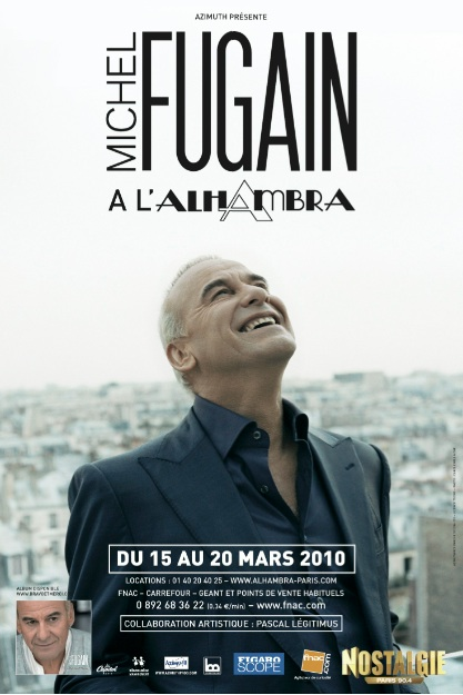 Show Tickets Michel Fugain