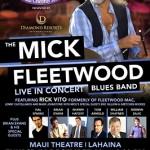 Mick Fleetwood Concert