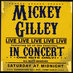 Mickey Gilley Biloxi MS