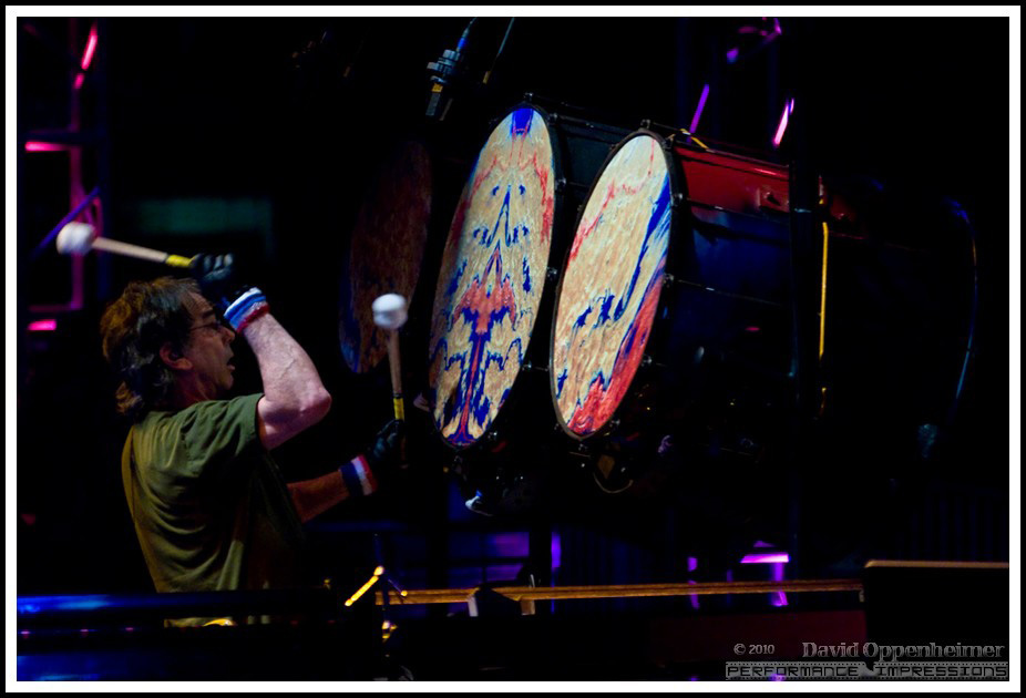 Mickey Hart Chicago