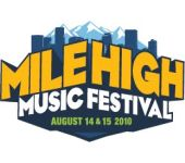 Mile High Music Festival Commerce City Tickets