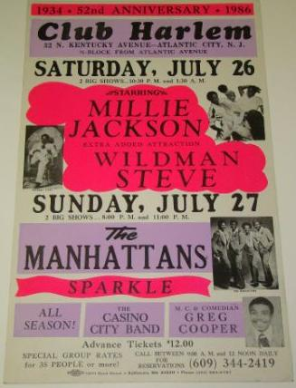 Millie Jackson Chicago IL