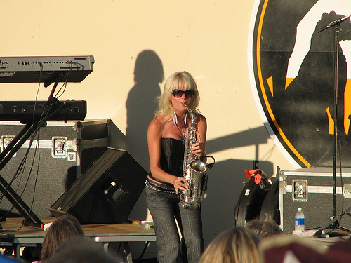 Show 2011 Mindi Abair