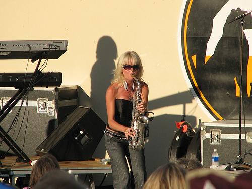 Show 2011 Mindi Abair