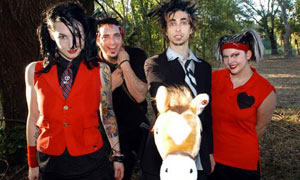 2011 Mindless Self Indulgence