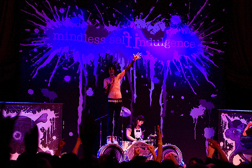 Mindless Self Indulgence Fort Lauderdale FL