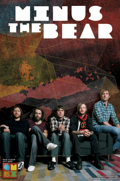 Tickets Minus The Bear