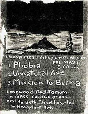 2011 Mission Of Burma