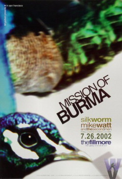 2011 Mission Of Burma Dates