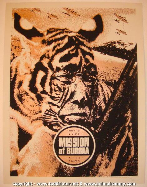 Mission Of Burma Tickets New York