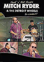 2011 Mitch Ryder Dates Tour