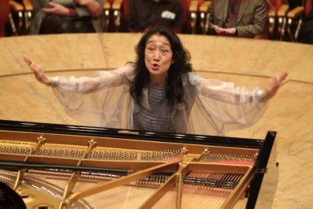 Mitsuko Uchida 2011