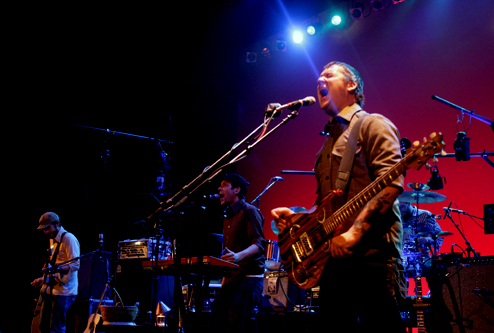 2011 Tour Modest Mouse Dates