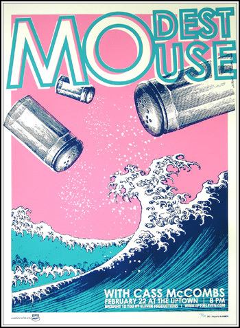 Concert Modest Mouse