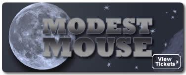 Modest Mouse 2011 Show