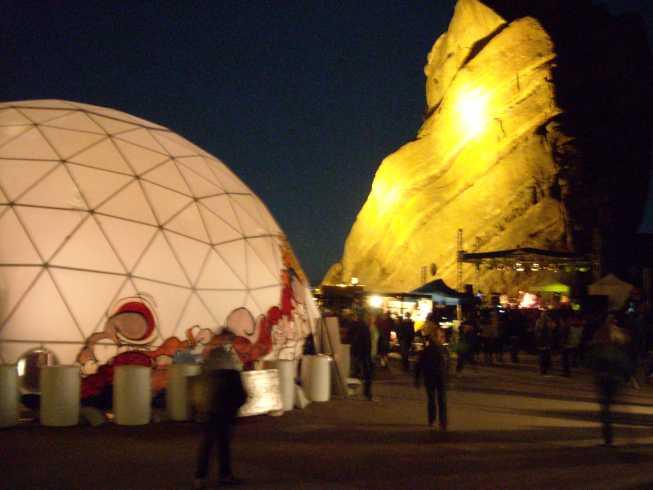 Monolith Music Festival Red Rocks Amphitheatre
