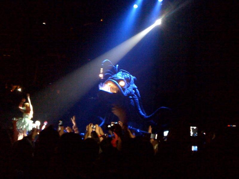 Monster Concert Show 2011