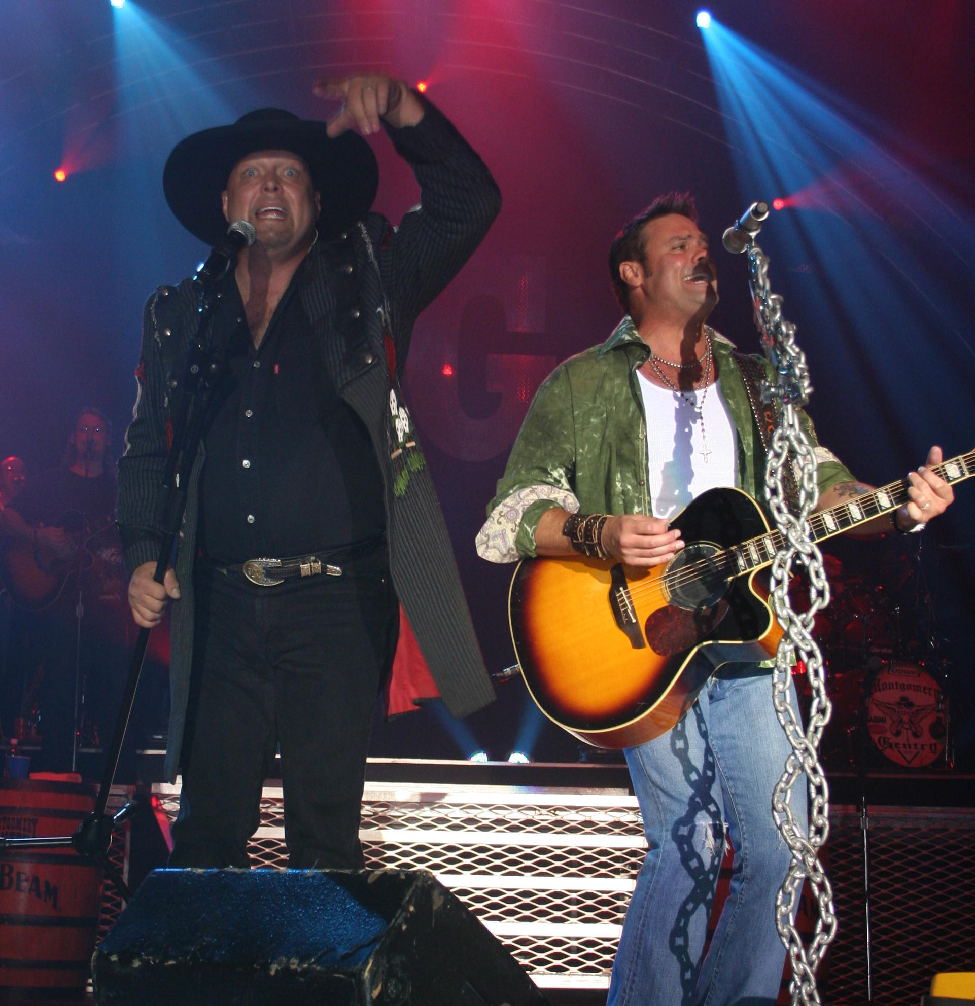 Tour Dates Montgomery Gentry 2011