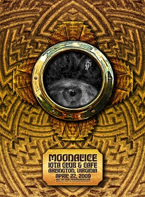 Moonalice Eugene OR