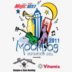 2011 Moondog Coronation Ball
