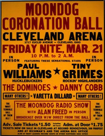 Moondog Coronation Ball 2011