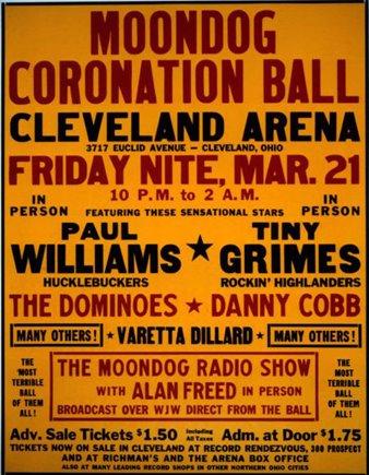Moondog Coronation Ball 2011